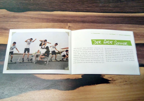 Gude Zeit Magazine