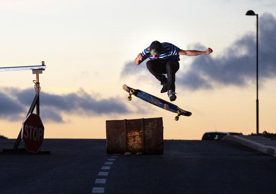 Oil Jump by Carl Fölster -captured by Mauro Ladu